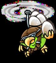 Bird bombacopter
