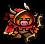 Minotaur royalmarksbull