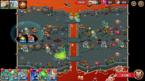 Crazy Kings - Ruins of the Serpent King Level 10 (3 STARS)