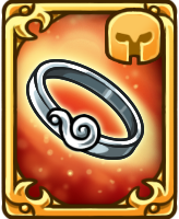 Card ringmight