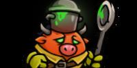 Minotaur Pothead