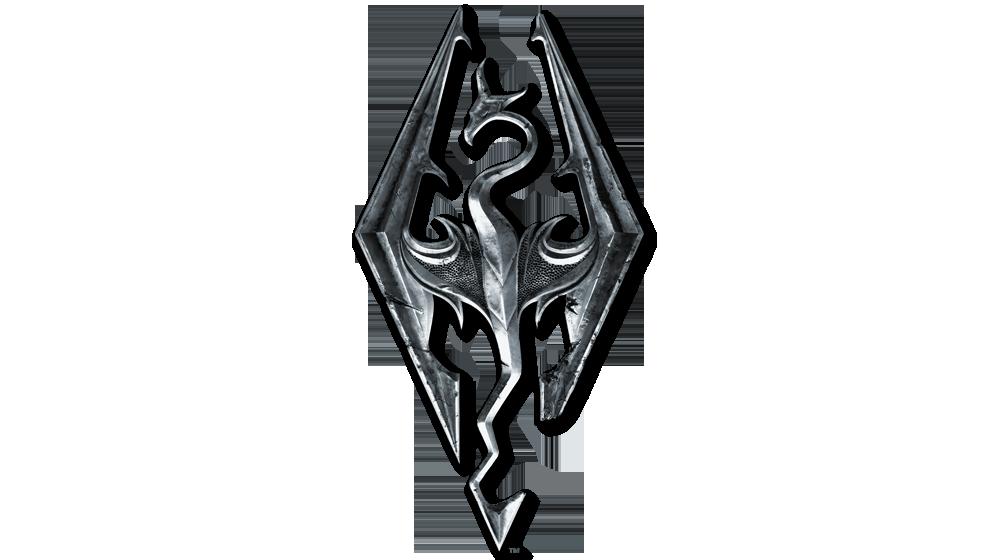 image - elder scrolls v skyrim logoimperial96-d60nvqv