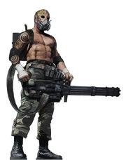 Raider Heavy