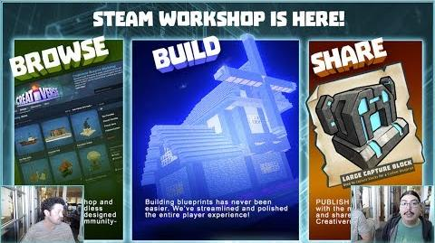 Creativerse Update Preview - The Blueprint Revolution!