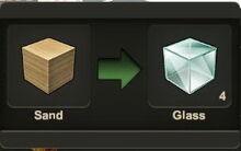 Creativerse Sand Glass229