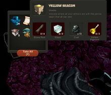 Creativerse Yellow Beacon Diamond Chest53858