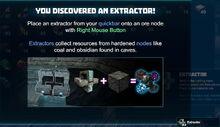 Creativerse R41 Tutorial Extractors
