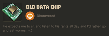 Chip worms