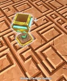 Creativerse X hidden temple goblet002