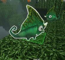 Creativerse Mossy Leafies Swamp