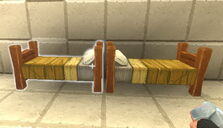 Creativerse R25 yellow bed and normal bed16