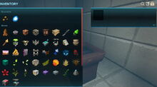 Creativerse flower pot 2017-08-08 usable items partly bugged