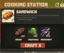 Creativerse cooking recipes R23 302
