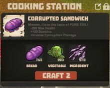 Creativerse cooking recipes R23 304