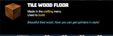 Creativerse tooltips R40 011 wood blocks crafted