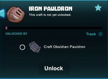Creativerse unlocks R41 2017-05-02 04-51-04-101 iron armor