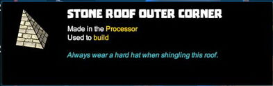Creativerse R41,5 corners for roofs tooltips 532