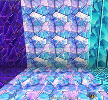 Creativerse Shattered Light Lumite Wall65