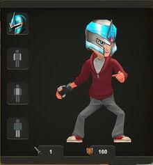 Creativerse Armor parts R23 0214