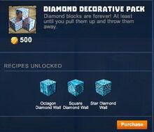 Creativerse R25 decor block packs1552