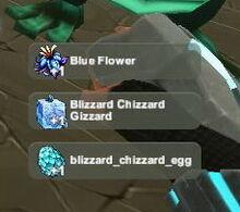 Creativerse Blue Flower143
