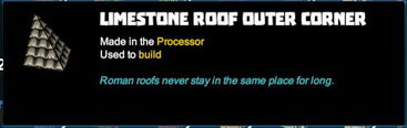 Creativerse R41,5 corners for roofs tooltips 519