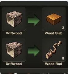 Creativerse Wood Slab711