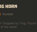 Trog Horn
