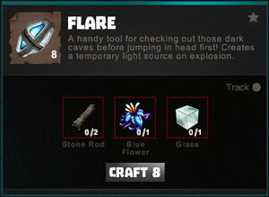 Creativerse crafting recipes R34 Explosives 0110