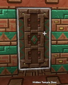 Creativerse X hidden temple door002