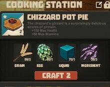 Creativerse Chizzard Pie R32 basic001