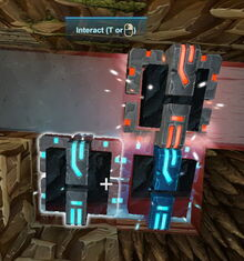 Creativerse R41,5 all 3 Extractors extracting Obsidian 2017-05-08 23-35-59-505