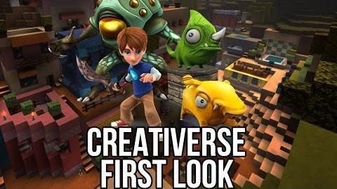 Creativerse (Free MMORPG) Watcha Playin'? Gameplay First Look