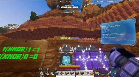 Creativerse Traps (with phasers, dial pad, and auto-reset)