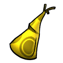 Party Hat Yellow
