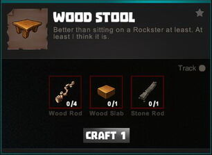 Creativerse crafting recipes R34 Furniture Windows Signs 0299