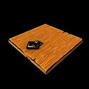 Trap Door Wood