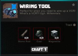 Creativerse crafting recipes R34 Tools 0089