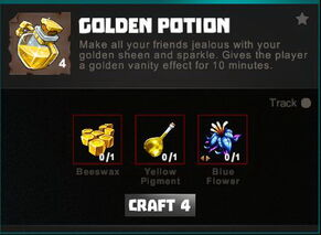 Creativerse crafting recipes R34 Potions 0045