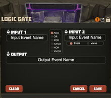 Creativerse R33 Window Logic Gate 001