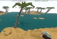 Creativerse Dunes and sandy island2949