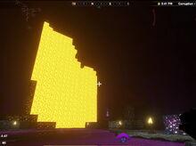 Creativerse Lava falls in corruption100