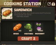 Creativerse Sandwich turnips lettuce03