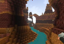 Creativerse Canyon with river100