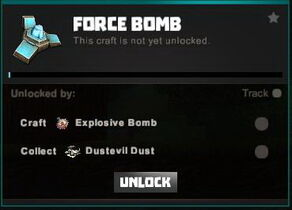 Creativerse unlocks R34 Explosives 087