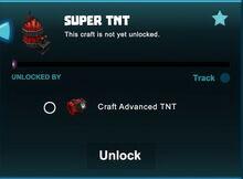 Creativerse unlocks R41 Super TNT