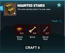Creativerse crafting recipes R41,5 stairs05
