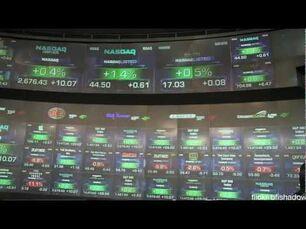 Stock exchange cruenta humanitas