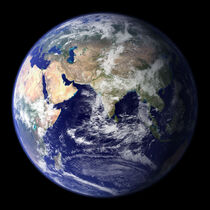 Earth Eastern Hemisphere