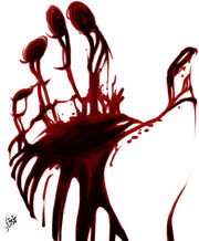 Blood cruena humanitas